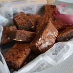 Even more chocolate brownies, yummy