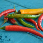 Hot chilli peppers!