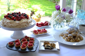 Our delicious homemade desserts