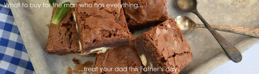 Great gift - delicious brownies